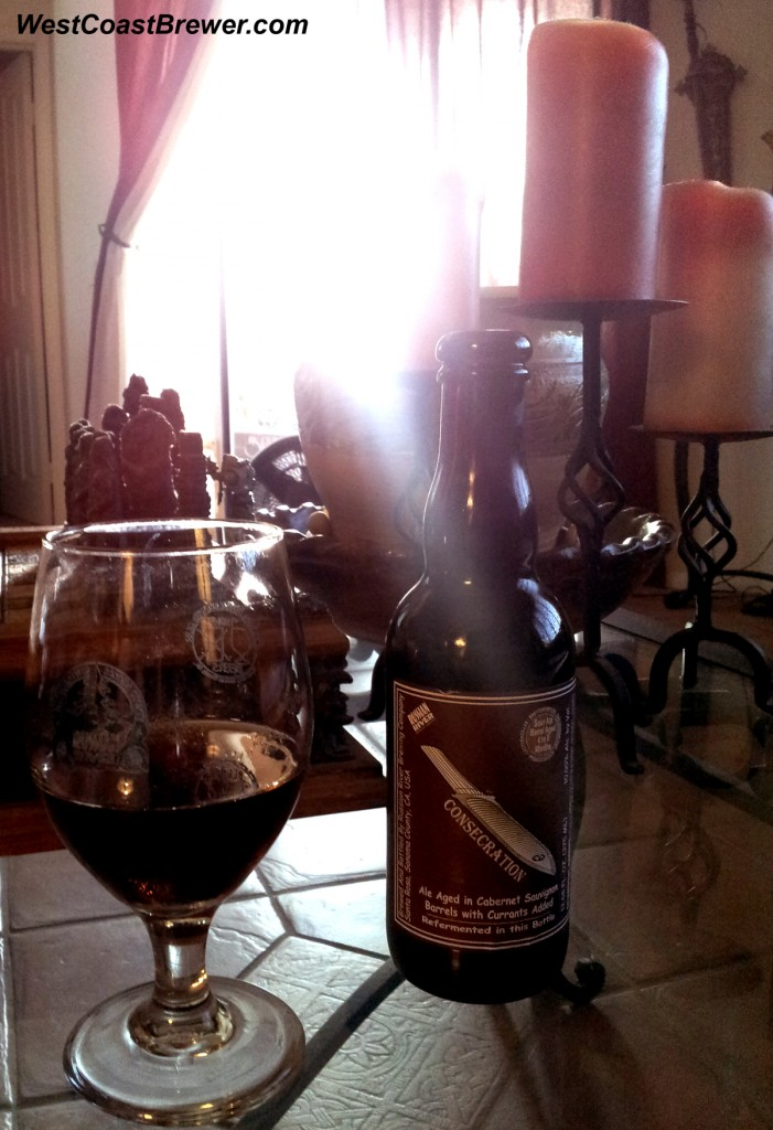 Best Sour Beer - Russian River Consecration