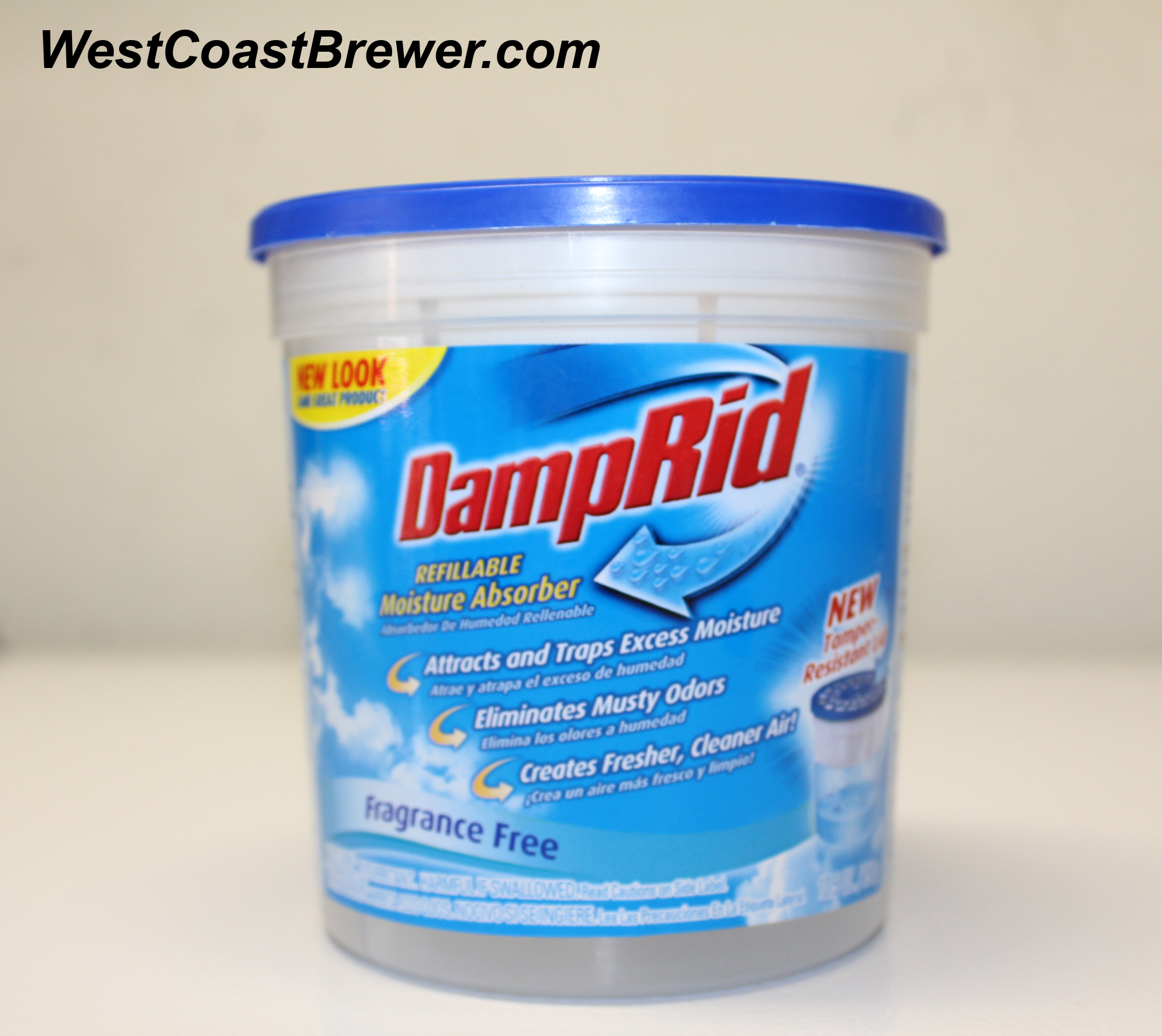 Damprid Product Review Homebrewing Home Brewers Blog