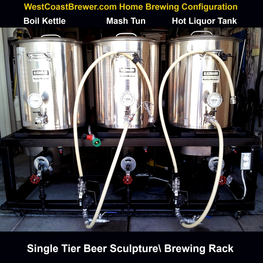 Home Brewing Beer Sculpture Photo