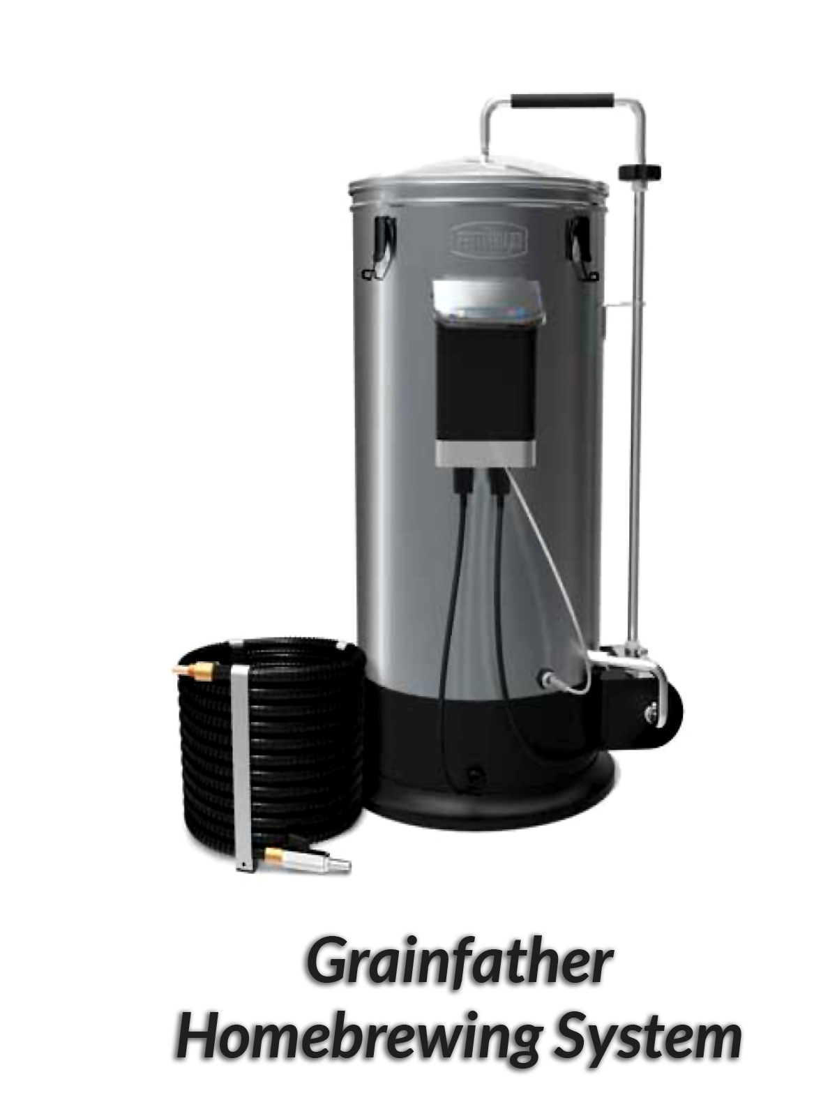 Grain Father Homebrewing Rig