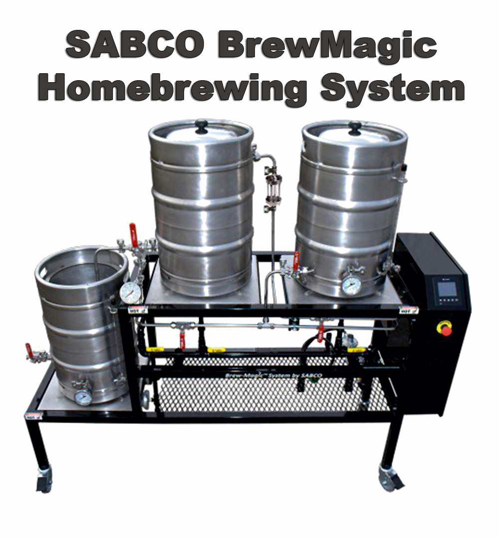 SABCO BrewMagic Home Brewing System