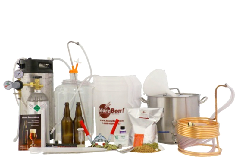 The ultimate home brewery starter kit